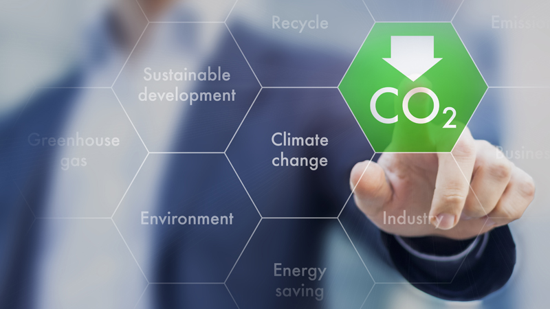 Greenhouse Gas (GHG) Emission, Carbon Tax & Energy Efficiency