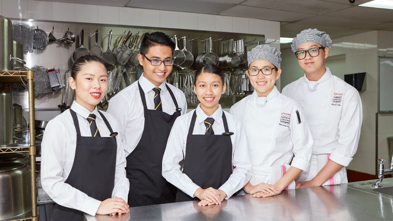 Diploma in Culinary & Catering Management (T18)