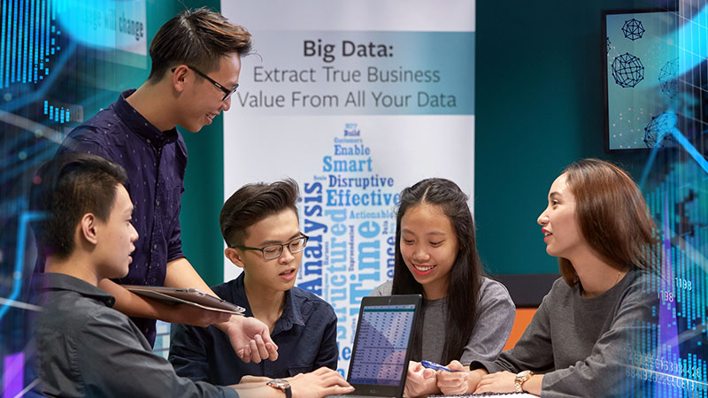 Diploma in Big Data & Analytics (T60)