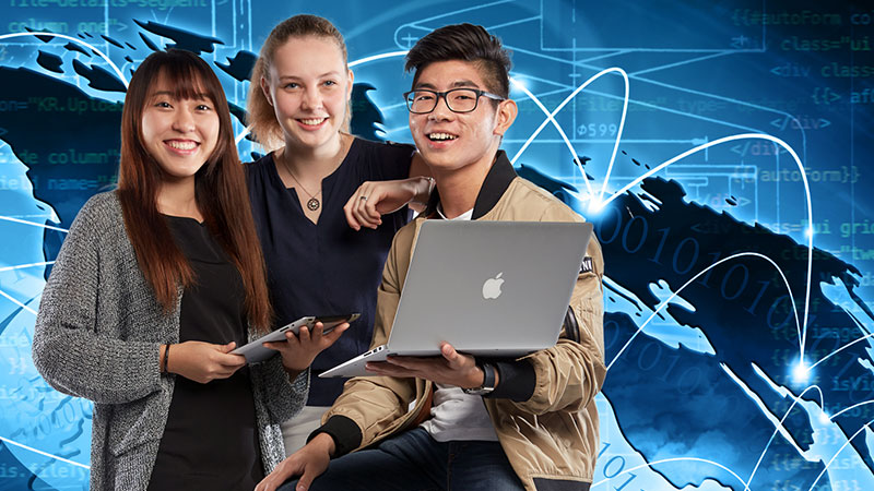 Diploma in Information Technology (T30)
